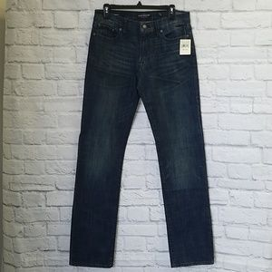 NWT Lucky Brand 363 Straight Mens 30x34 Jeans C4B